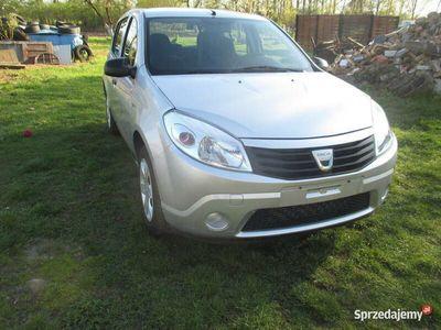używany Dacia Sandero 1.5dci 2010 klima