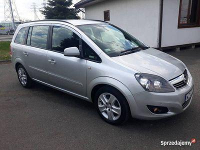 używany Opel Zafira / Bezwypadkowy / Okazja