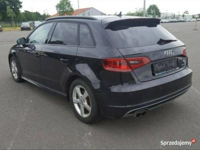 używany Audi A3 Sportback A3 1.8 Ambition Quattro benz. 180 KM 2015 8V (2012-)