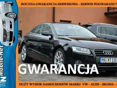 używany Audi A5 I (8T) 2,0TFSI Nawi LED Multi Gwarancja