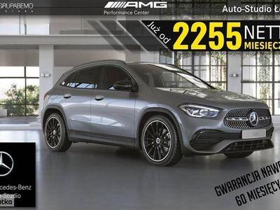 """używany Mercedes GLA220 Klasa220 d AMG KeylessGo Tempomat WyśIC10,25"""" LED"""