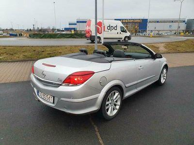 używany Opel Astra Cabriolet H twintop