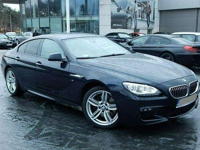 używany BMW 640 3dm 313KM 2014r. 19 034km