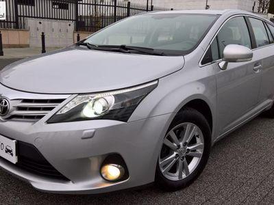 używany Toyota Avensis Avensis 1.8dm3 147KM 2013r. 226 500km1.8 147KM Premium + Business + Navi Salon PL
