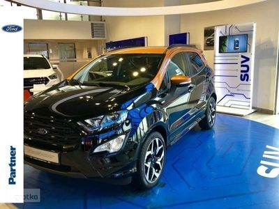 używany Ford Ecosport 1dm 140KM 2018r. 10km