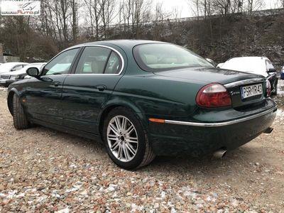 używany Jaguar S-Type 2.7dm3 207KM 2008r. 175 000km 2.7 Biturbo 207km 2008r Po Liftingu Stan BDB Możliwa Zamiana !