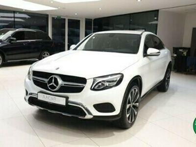 używany Mercedes 220 Klasa GLC GLCCoupe 4Matic, salon PL, FV-23%, gwarancja, DOSTAWA W CENI