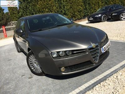 używany Alfa Romeo 159 1.9dm3 150KM 2008r. 180 021km Zadbana // Szybki kredyt // okazja !!