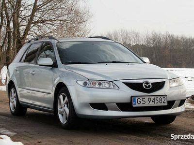 używany Mazda 6 Combi 1,8 Benzyna