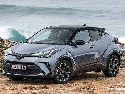 używany Toyota C-HR 1,8 Hybryda Selection 122 KM Tapicerka skórzana- rata 1032zł