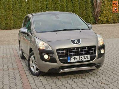 używany Peugeot 3008 2dm 150KM 2011r. 181 280km