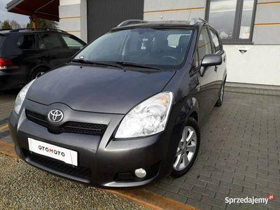 używany Toyota Corolla Verso 2.2dm 136KM 2009r. 195 000km