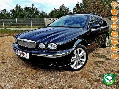 używany Jaguar X-type 2.5dm 194KM 2007r. 145 000km