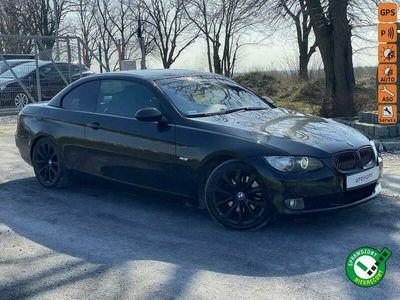używany BMW 325 Cabriolet 325 Raty uproszczone Automat, Skóra,Super Stan Gwarancja, E90 (2005-2012)
