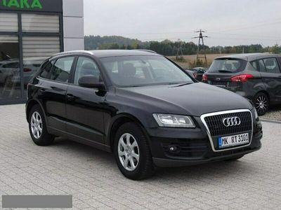 używany Audi Q5 2.0TDI 143KM Navi Klimatronic Alu Zadbany Opłacony 8R (2008-)