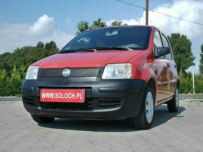 używany Fiat Panda 1.1dm 54KM 2004r. 206 000km