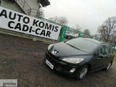 używany Peugeot 308 1.6dm 109KM 2010r. 230 000km