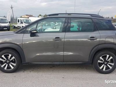 używany Citroën C3 Aircross 2019r, 1.2 110KM, Gwarancja, ASO