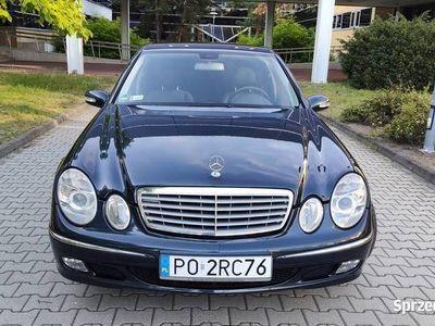 używany Mercedes E220 W211CDI Elegance Stan BDB