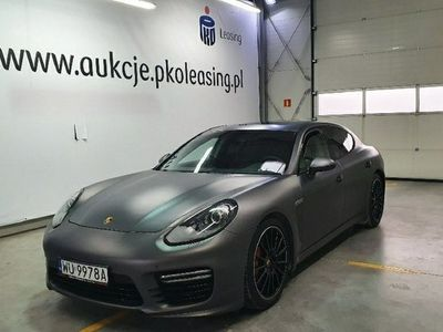 używany Porsche Panamera 4.8dm 440KM 2014r. 87 450km
