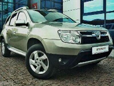 używany Dacia Duster I 1.5 DCI Laureate Czarna Perła Clima Duży Serwis Jak Nowy Gwarancja.