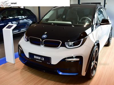 brugt BMW i3 0dm3 184KM 2019r. 5km i3s 120Ah | Harman Kardon | Salon Inchcape Poznań