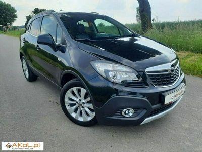 używany Opel Mokka 1.6dm 110KM 2016r. 189 464km