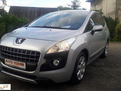 używany Peugeot 3008 1.6dm 110KM 2011r. 188 000km