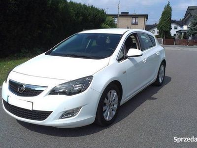 używany Opel Astra 1.7 CDTI 130KM 88tys km COSMO