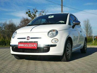 używany Fiat 500 1.2dm 69KM 2014r. 61 000km