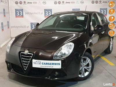 używany Alfa Romeo Giulietta Nouva 1,4 170KM, Distinctive, salon Polska, I właściciel, serwisowany