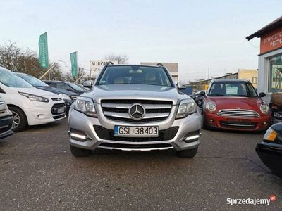 używany Mercedes GLK350 GLK 3503.5 272KM