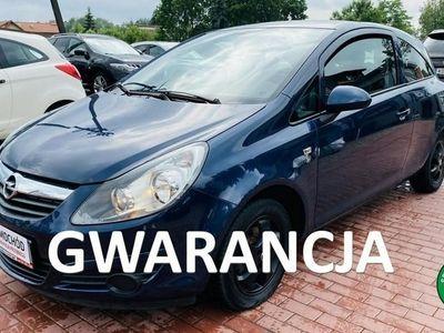 używany Opel Corsa 1.2dm 70KM 2010r. 145 000km