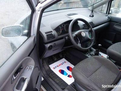 używany VW Sharan I 1.9TDI 130KM Po Lift Klimatronic Zadbany Hak Drugi komplet kół 7-fot, Słupsk