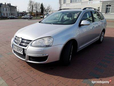 używany VW Golf V kombi 1.9 TDI highline
