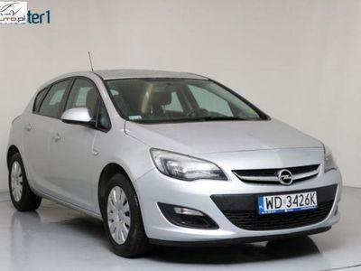używany Opel Astra 1.6dm3 110KM 2015r. 103 594km WD3426K ! Enjoy ! Serwisowany do końca !