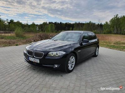 używany BMW 520 serii 5 F11 520d dA rozrząd kamera klapa elektryczna