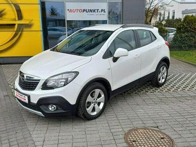 używany Opel Mokka ENJOY 1.6 116KM, Benzyna, Salon PL, I-Wł