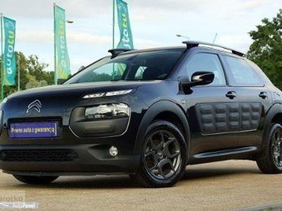 używany Citroën C4 Cactus I NAWIGACJA alusy klimatronik KAMERA relingi parktronik AUTOMAT F1