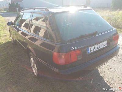 używany Audi A6 C4 Kombi 2,5 TDI 5 cyl. 136 KM (po chiptuningu).