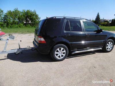 używany Mercedes ML320