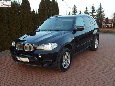 używany BMW X5 3.0 4.0d Panorama Kamera Navi Xenon automatyczna klima.