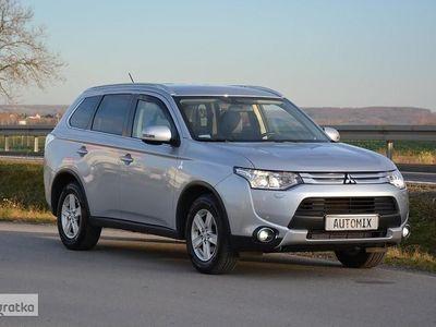 używany Mitsubishi Outlander 2.3dm 150KM 2014r. 113 689km