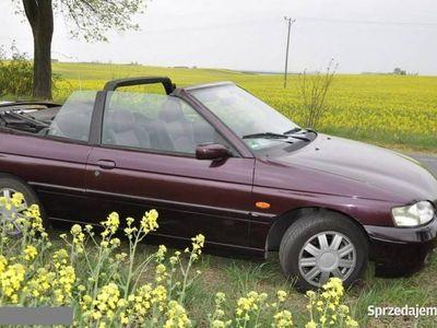 używany Ford Escort Cabriolet Mk7 1.8 100KM
