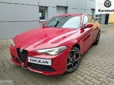 używany Alfa Romeo Giulia rabat: 26% (66 830 zł)