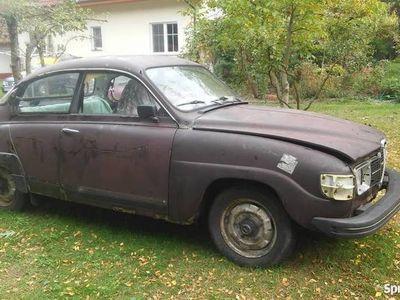 używany Saab 96