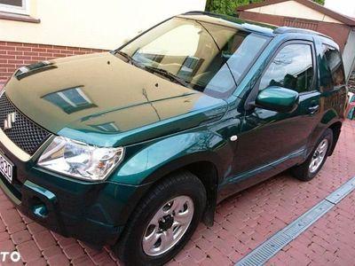 używany Suzuki Grand Vitara 1,9 DDiS 129KM 2008r 3D 4x4 Klima Hak Bl