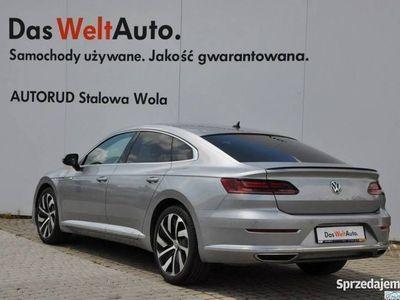 """używany VW Arteon 2.0 TDI 190KM R-line 19"""" Polski Salon FV 23%"""
