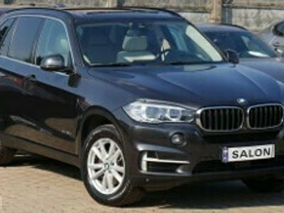 używany BMW X5 F15 25d 231 xDrive Panorama ACC Harman 360ᴼ Hak Blis