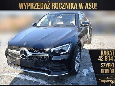 używany Mercedes 200 Klasa GLC amg 2.04MATIC (197KM) | AMG + Exclusive + Premierum | Wyprzedaż, Chorzów